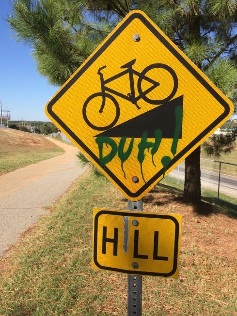 hill-duh